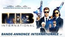Men In Black International Bande-annonce internationale VF (2019) Chris Hemsworth, Tessa Thompson