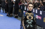 Lily Collins stayed true to her 'Extremely Wicked, Shockingly Evil and Vile' character