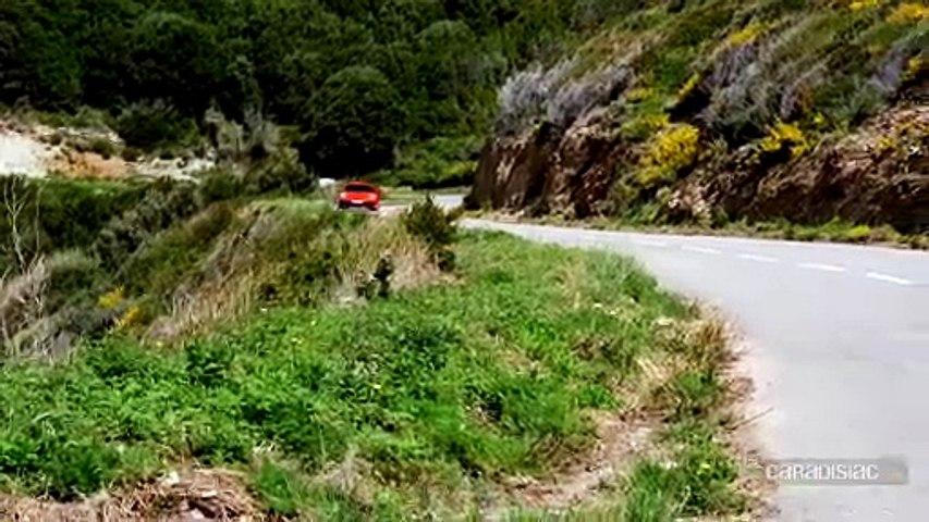 Essai vidéo - Porsche 911 (992)