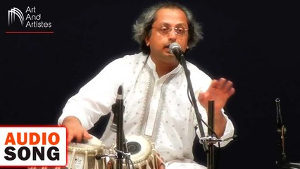 Yogesh Samsi | Taal Teentaal | Tabla | Percursion - Hindustani Classical | Art And Artistes