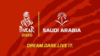Resultado de imagen para dakar 2020 logo