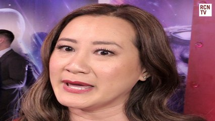 Producer Trinh Tran Interview Avengers Endgame Premiere