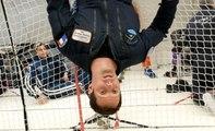 On a testé le vol en apesanteur avec des scientifiques et Thomas Pesquet