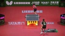 Table Tennis - Simon Gauzy vs Xu Xin | 2019 World Championships