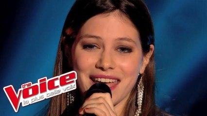 Edith Piaf – L'Hymne à L'Amour   Florence Coste   The Voice France 2014   Blind Audition