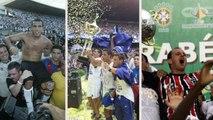 Relembre os campeões nos pontos corridos do Brasileirão