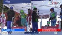 FFS TV - Les Arcs - Finales Coupe d'Argent - Slalom Parallèle U12 - 15.04.2016 - Replay
