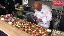 VIDEO. Poitiers : le chef étoilé Thierry Marx réveille les papilles du Futuroscope