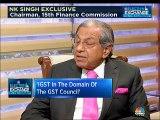 15th finance commission not crafters, but recipients of terms of reference, says Chairman NK Singh