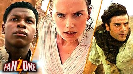 Star Wars 9 va-t-il réécrire le 8 ? - FanZone