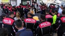 Ankara'da Polis Ekipleri Kaza Yaptı, 2 Polis Yaralı