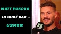 """Matt Pokora inspiré par Usher: """"Tous les week-ends, je regardais le dvd de son concert"""""""