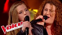 Edith Piaf – Les Amants d'un jour | Emma Shaka VS Jacynthe Verroneau | The Voice France 2014 |Battle