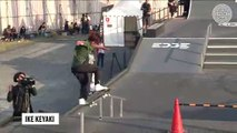 Top 5 Tricks   Skateboard Street - FISE Hiroshima 2019