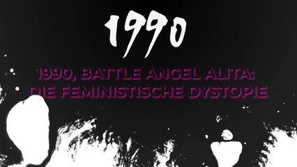 1990, Battle Angel Alita: Die feministische Dystopie