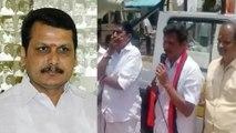 சரமாரியான தேர்தல் வாக்குறுதிகள் வழங்கிய செந்தில் பாலாஜி