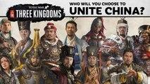 Total War : Three Kingdoms - Warlords of the Three Kingdoms