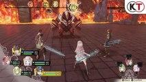 Atelier Lulua : ~The Scion or Arland~ Trailer système de combat