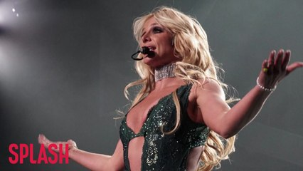 Britney Spears Loses Weight Due To Stress