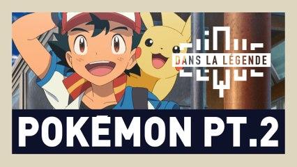 Dans La Légende Spéciale Pokémon Part 2 - CLIQUE TV