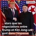 Pour leur première rencontre, Vladimir Poutine et Kim Jong-un affichent une entente cordiale