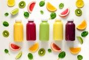 3 jus de légumes et de fruits bons pour la santé