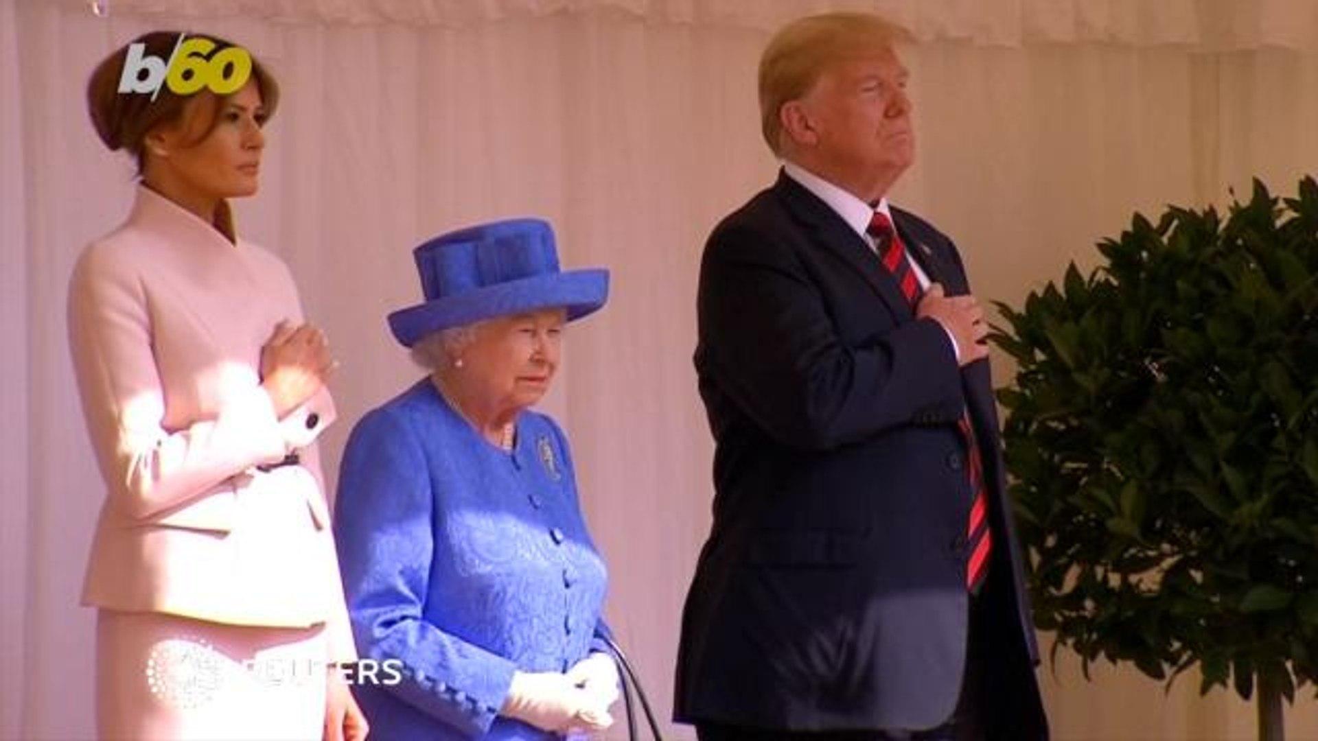 Royal Etiquette Tips For American Presidents