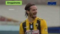 0-2 Marios Oikonomou Goal -Lamia 0-2 AEK Athens FC - 25.04.2019 [HD]