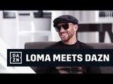 Vasyl Lomachenko Meets DAZN