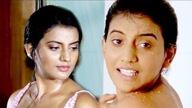 अक्षरा सिंह का सबसे रसदार वीडियो सिन -  देख के कुछ कुछ होने लगेगा - Bhojpuri Superhit Comedy 2018