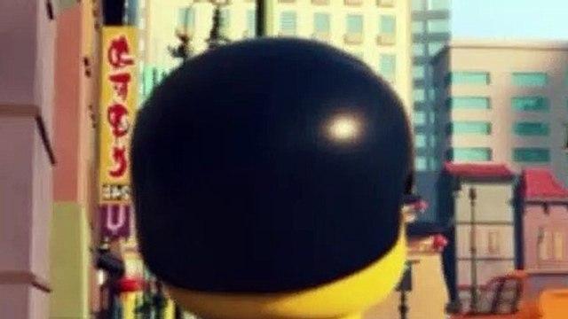LEGO NinjaGo Masters of Spinjitzu S07E04 Scavengers
