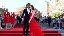 Kit Harington and Rose Leslie Make a Rare Red Carpet Appearance
