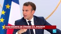 Référendum d'initiative citoyenne (RIC), vote blanc, tirage au sort... : Quelles réponses d'E. Macron ?