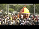 Quick view of the Jagannath chariot!