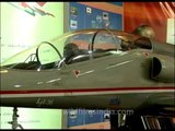 HAL HJT-36 Sitara jet trainer aircraft of the Indian Air Force