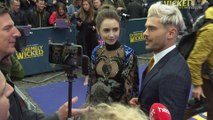 "Right Now: Lily Collins and Zac Efron at ""Extremely Vile, Shockingly Evil and Vile"" Movie Premiere"