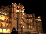 Lake Palace in Udaipur - from dusk till dawn!