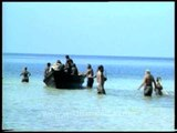 Rare early footage of the Jarawa tribe in Andamans!