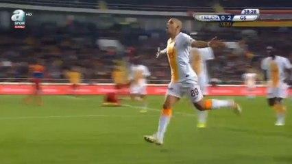 Feghouli inscrit un magnifique but face à Malatyaspor