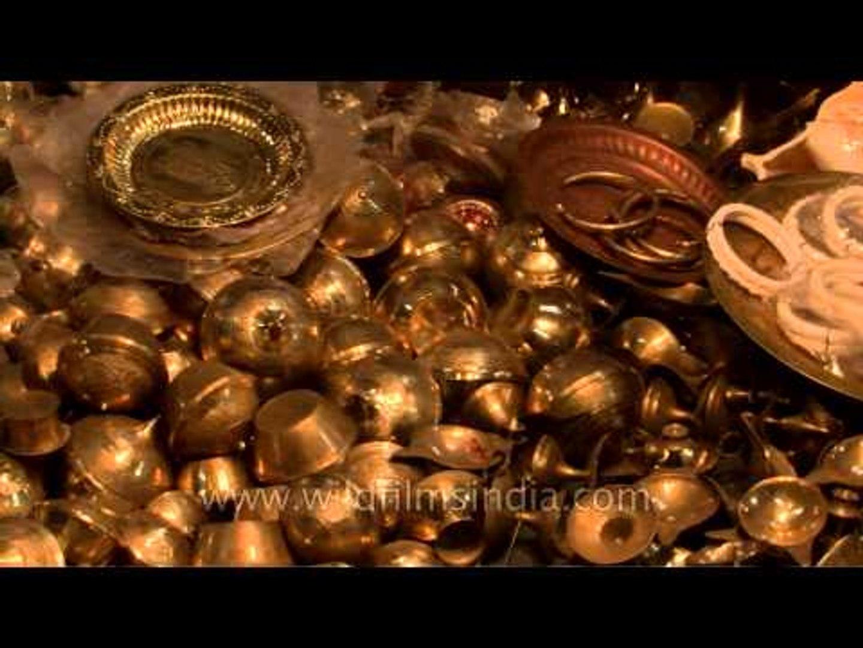 Brass & Bronze ware - Sonepur