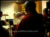 Monks of Palpung sherabling monastery