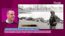 RHONY' Co-stars Wonder If Ramona Singer Hooked Up with Her Ex-Husband Mario Singer