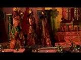 Dussehra dramatized enactment