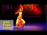 Not Indians but foreigners dancing the Indian classical way!