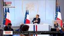 """Emmanuel Macron répond aux questions de """"Quotidien"""" sur Alexandre Benalla : """"Il n'a jamais été protégé par l'Elysée... Mais il y a des choses que je ne savais pas."""""""