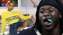 Saints RB Alvin Kamara's Stripper GF Calls Him Out Publicly For Having A Small Wee-Wee!