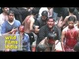 Festival of self-flagellation: Muharram