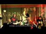 Progressive Death band Xerath at Maram Fest '12