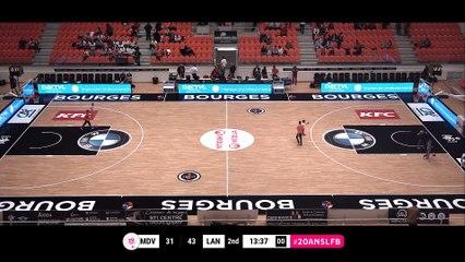 Final Four Espoirs LFB 2019 - 1/2 finale : Mondeville - Basket Landes