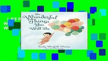 [NEW RELEASES]  The Wonderful Things You Will Be by Emily Martin